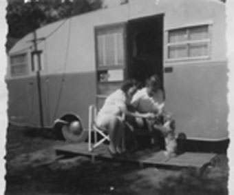 Home for a year (Sept, 1948)