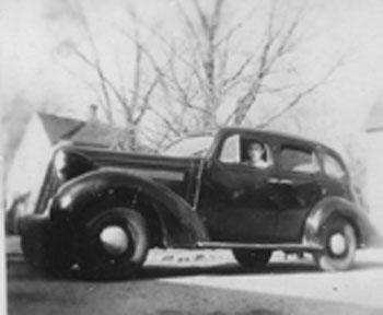 Pontiac made it to Alaska (1948)